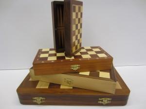 Juegos de ajedrez plegables